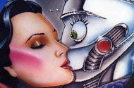 In The Future We Will All Make Out With Creepy Japanese Robots