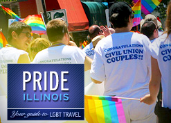 ACLU, Lambda Legal Bring Marriage-Equality Fight To Illinois As Haters Keep Hatin'