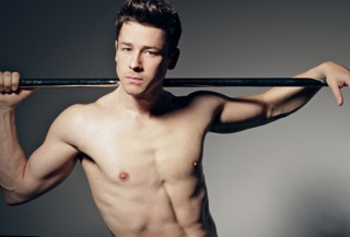 PHOTOS: The Boys Are Back (And Nearly Naked) For Broadway Bares Solo Strips