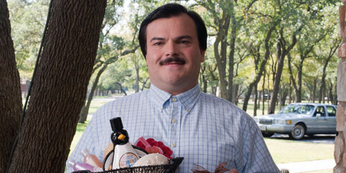 INTERVIEW: Jack Black On Playing A Closeted Mortician In The Dark Comedy Bernie