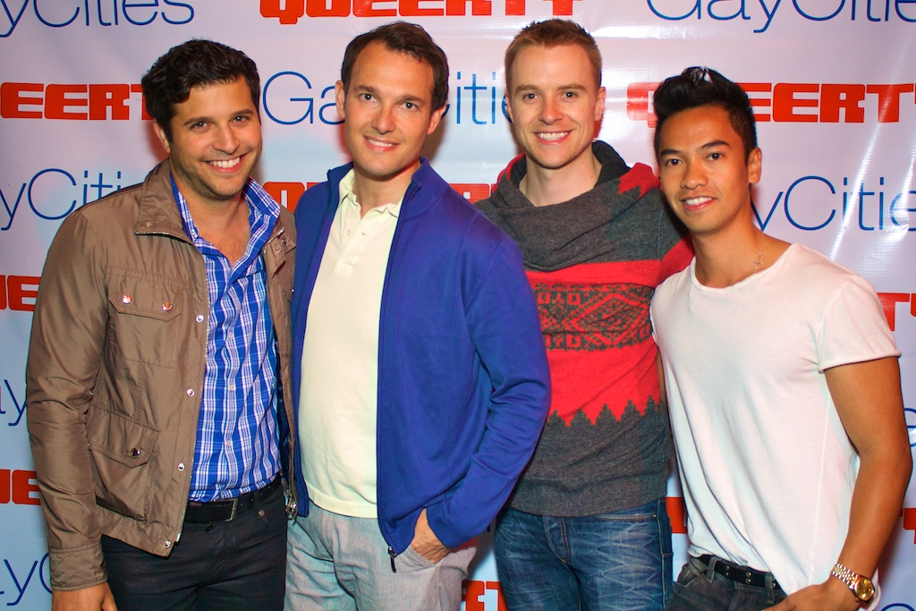 PHOTOS: Queerty Celebrates First Anniversary With GayCities In West Hollywood