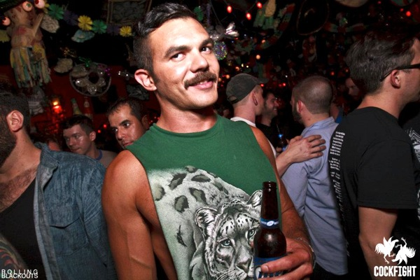 PHOTOS: Hunx And Hunks Rock Out At Cockfight in L.A.
