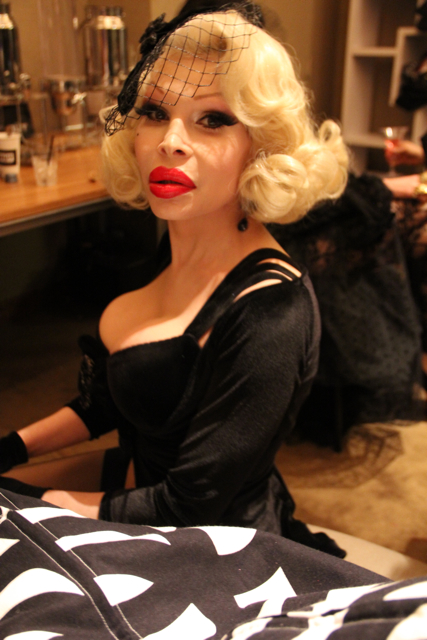 Amanda Lepore  Drag Race Image by Jeffrey James Keyes