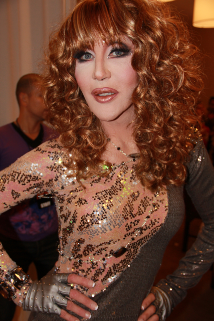 Chad Michaels Backstage Drag Race Image by Jeffrey James Keyes