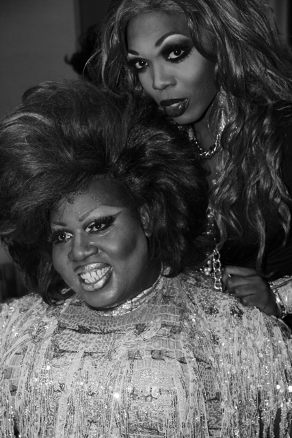 Latrice Bebe Drag Race Image by Jeffrey James Keyes
