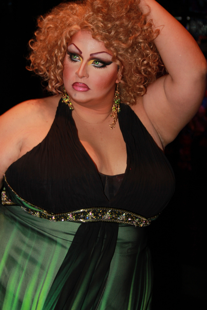 Madame LaQueer  Drag Race Image by Jeffrey James Keyes