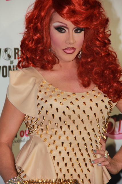 PhiPhiOHara Drag Race Image by Jeffrey James Keyes
