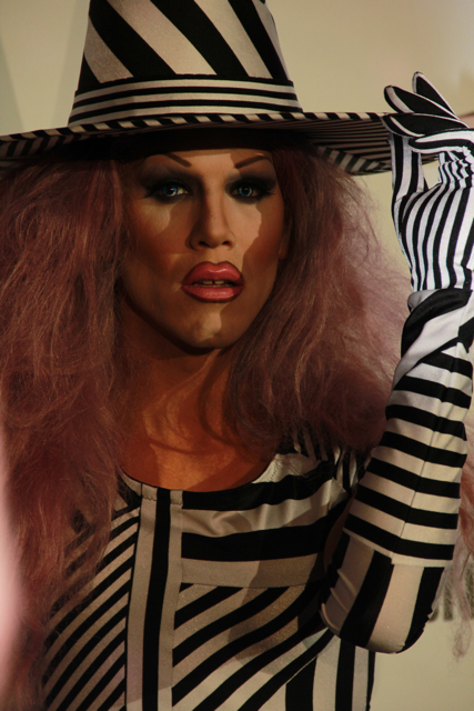 Sharon Needles Drag Race Image by Jeffrey James Keyes