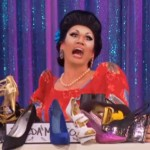 Snatch Game Manila Luzon as Imelda Marcos