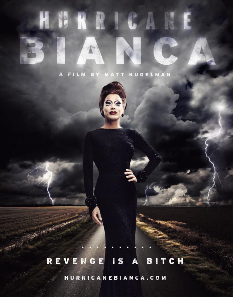 Bianca Del Rio's Feature-Length Film 'Hurricane Bianca': IndieGoGo