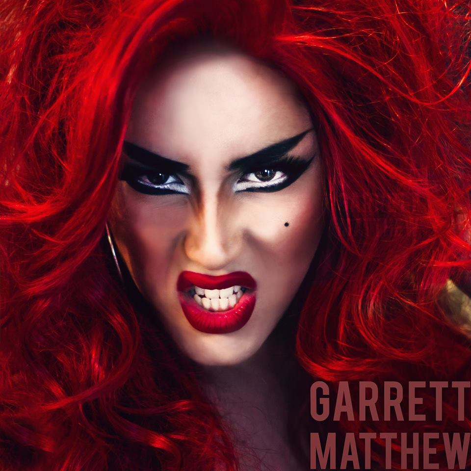 Adore Delano Garrett Matthew Red Hair & Lips