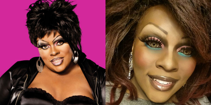 From then to now - Mystique Summer - RuPaul's Drag Race Season 2 - Then RPDR FB - Now FB Page