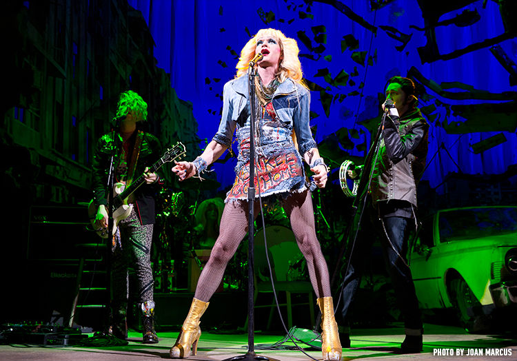 Neil Patrick Harris Releases 'Hedwig and the Angry Inch' Broadway Recordings