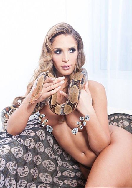 Made Carmen carrera nude pictures seems
