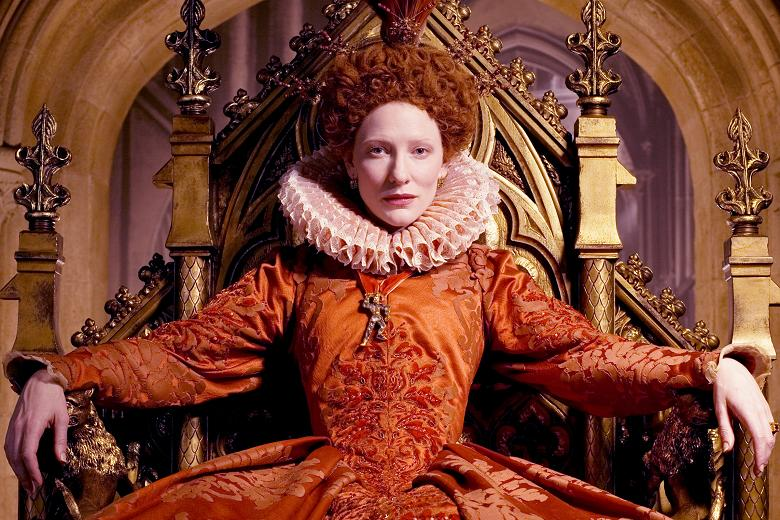 Cate Blanchett The Golden Age Queen Elizabeth 1 I Featured Image
