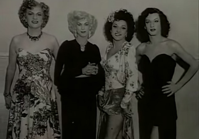 Club My-O-My- New Orleans Vintage Drag 1930s 1960s 03