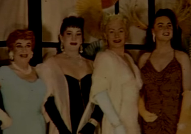 Club My-O-My- New Orleans Vintage Drag 1930s 1960s 07