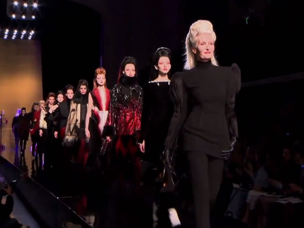 Watch: Jean Paul Gaultier's Full Haute Couture Fashion Show Feat. Conchita Wurst