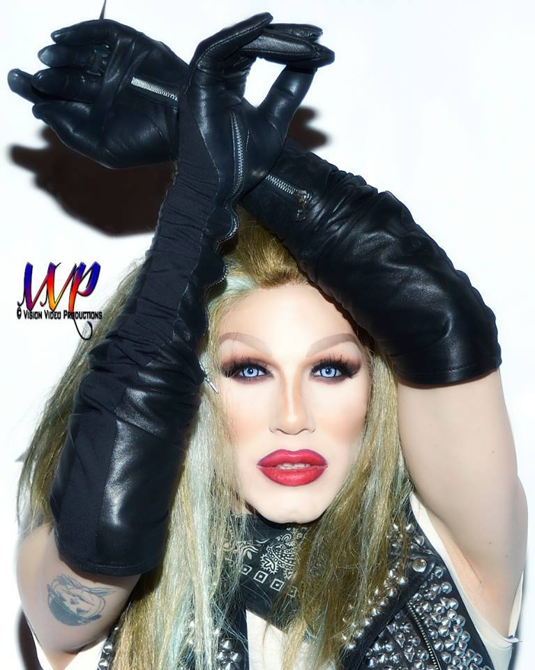 Sharon Needles Vision Video Productions