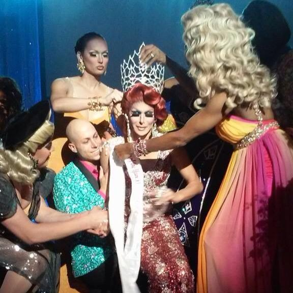 Trinity Taylor Alyssa Edward National Entertainer of the Year 2014 Louisville Kentucky Coronation