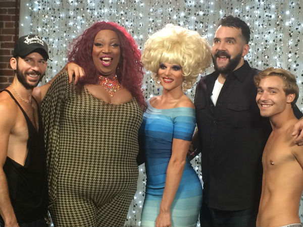 Watch: Exclusive Backstage Look at DWV During Their Happier Times