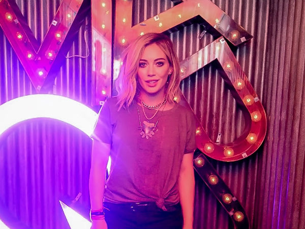 Hilary Duff Premieres New Single 'Chasing the Sun' with New York Drag Queen Extravaganza