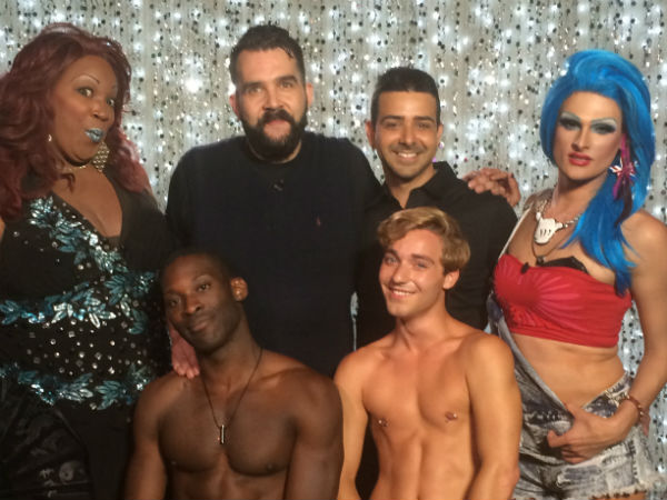Watch: Rhea Litre on 'Hey Qween!' With Underwear God Andrew Christian (NSFW)