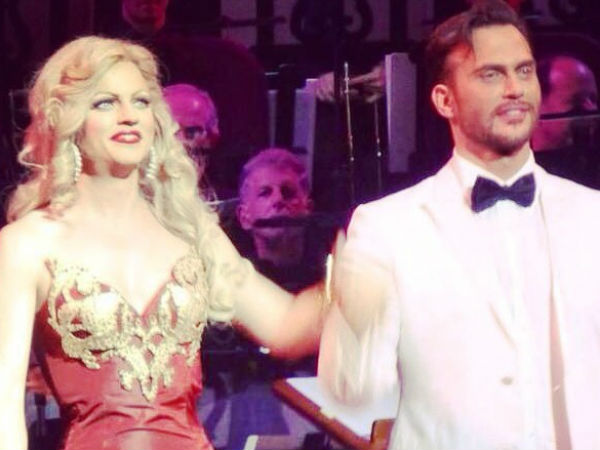 Watch: Courtney Act's Amazing Duet With Cheyenne Jackson the SF Symphony