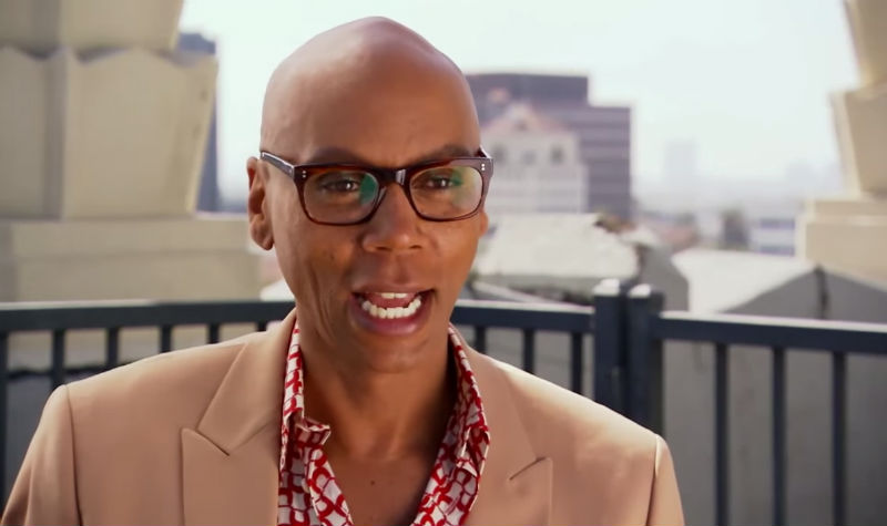 "RuPaul: ""If I Never Did Drag Again, Honestly, I Really Wouldn't Care"""