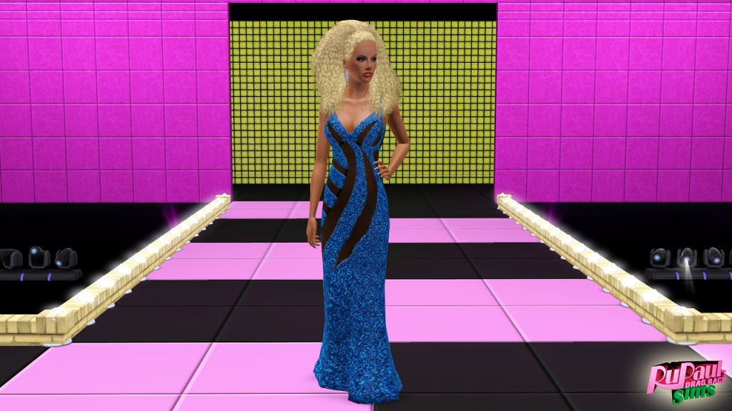 Download All Your Favorite RuPaul's Drag Race Queens as Sims Characters!