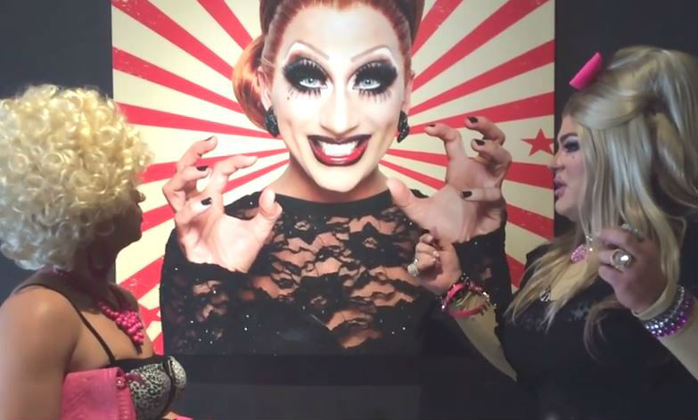 The Haus of Mimosa Explore Magnus Hasting's Why Drag Exhibit