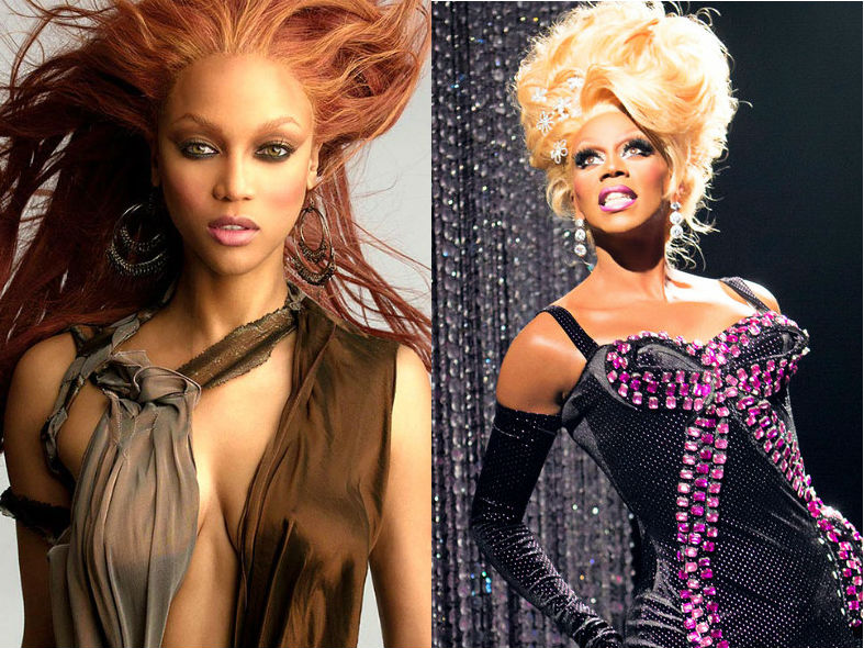 Tyra Banks Says RuPaul Needs to Ask Her to Guest Judge Drag Race