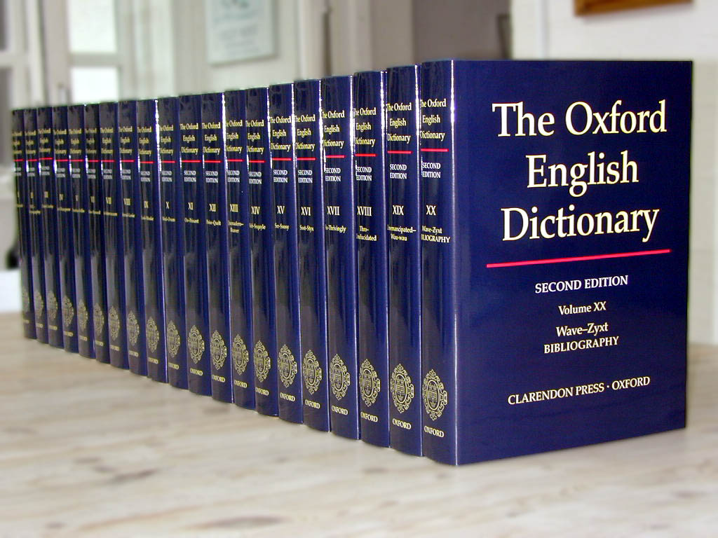 oxford english dictionary featured image