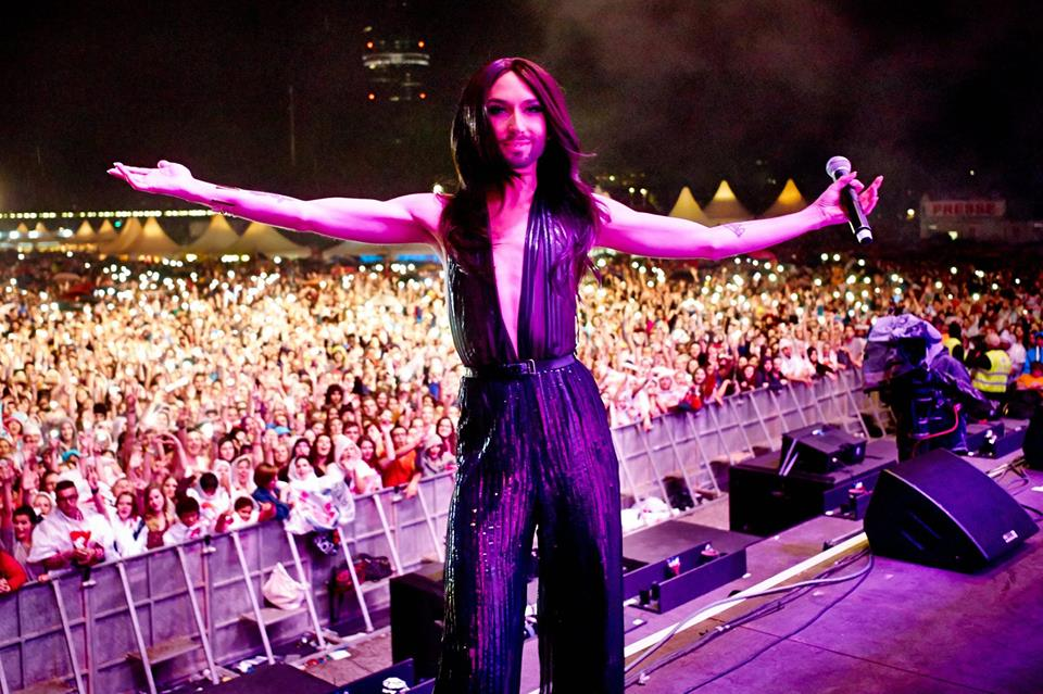 Documentary: Conchita Wurst, The World's Most Famous Drag Queen