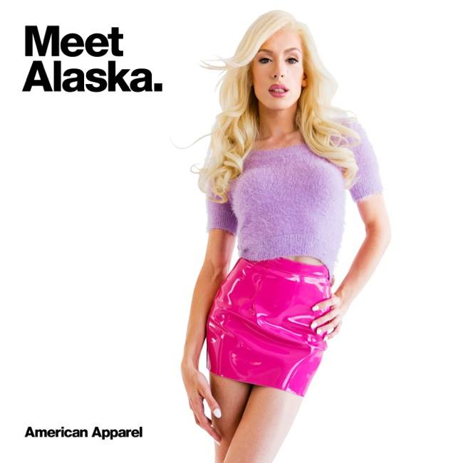 Meet Alaska Thunderfuck America Apparel
