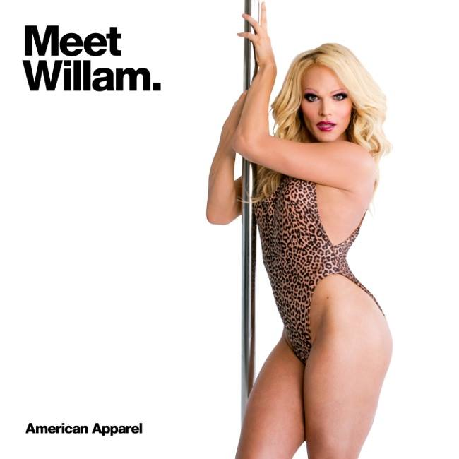 Meet Willam Belli America Apparel
