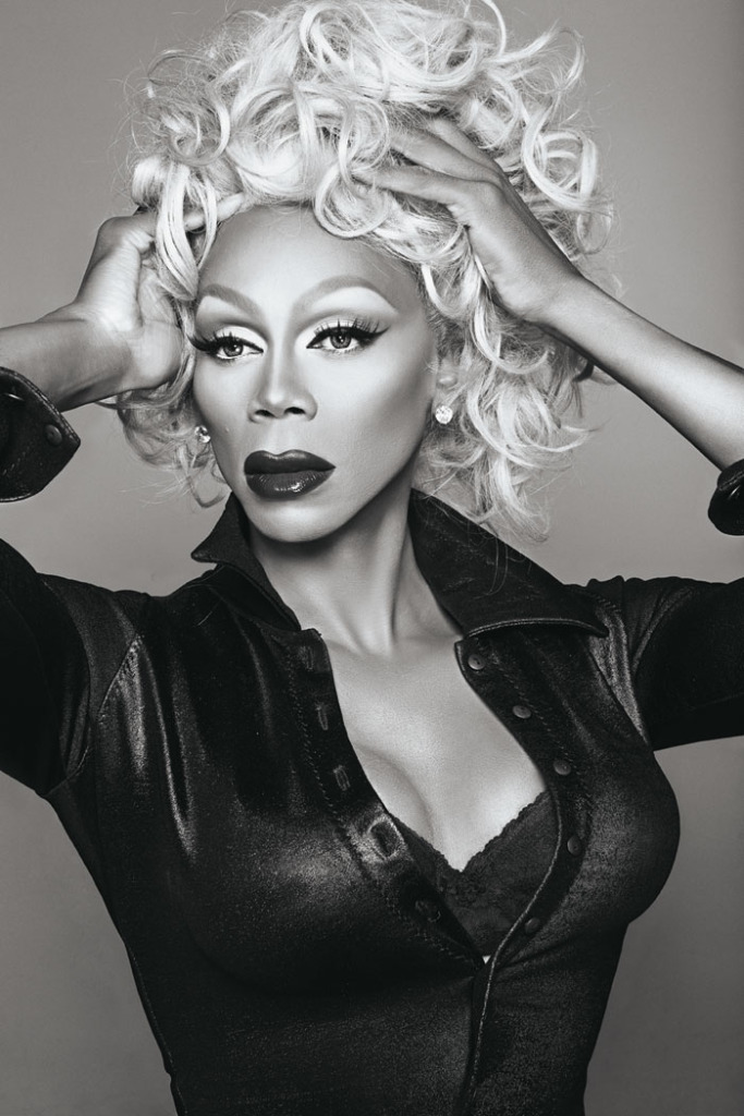 You Have to Read This Interesting Interview with RuPaul for Paper Magazine