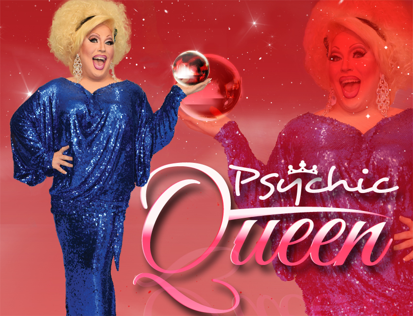 Delilah Brooks OutTV Psychic Queen Reality Television Show Canada