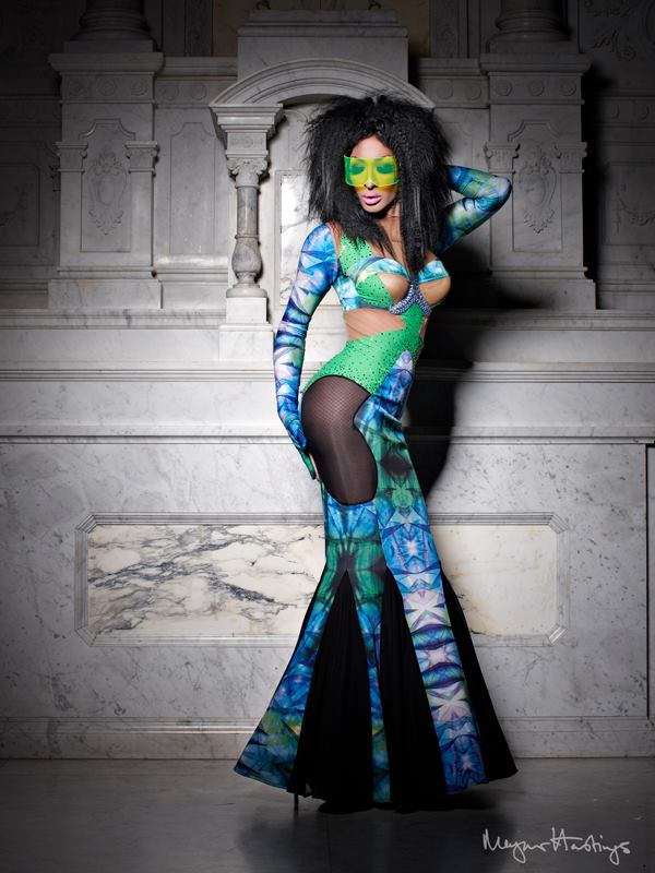 Magnus Hastings Marco Marco Collection Three Runway Presentation Fashion Dragged Around The World Detox Icunt