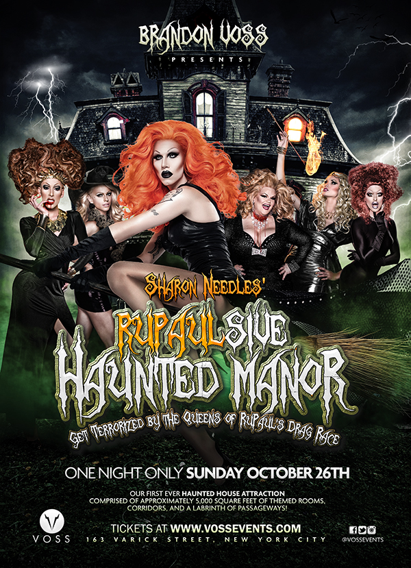"Where Can I Get ""RuPaulsed"" by Drag Race Queens This Halloween?"