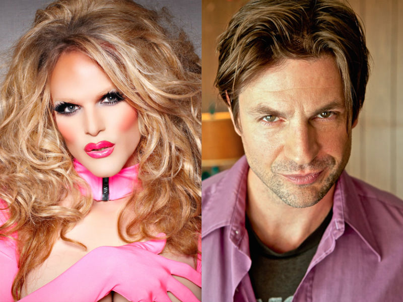 Willam Set to Star in Murder Mystery Film Alongside 'Queer as Folk' Hunk Gale Harold