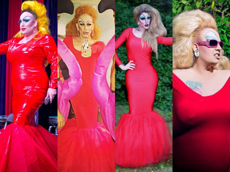 Who Wore it Better? A Very Divine Showdown: 'Pink Flamingos' Edition