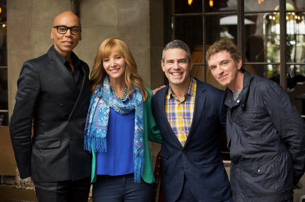 RuPaul to Appear on Pilot Episode of Lisa Kudrow's 'The Comeback' on HBO