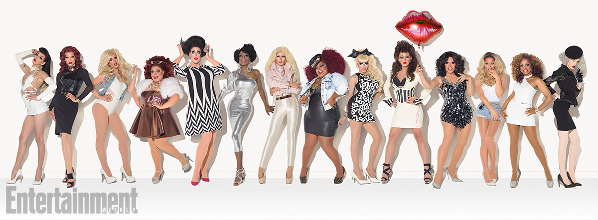 VOTE: Which RuPaul's Drag Race Season 7 Queen Are You Most Excited About?
