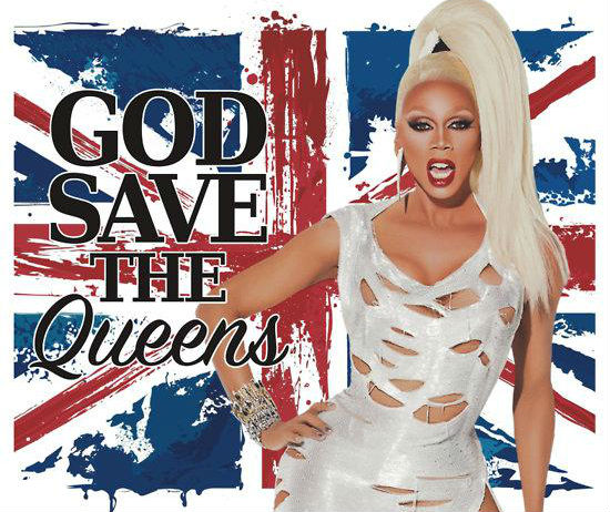 RuPaul is Looking for a UK RuPaul's Drag Race Ambassador in New Competition!