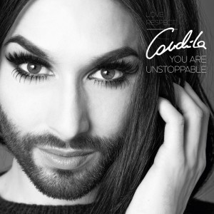 Conchita Wurst Announces New Autobiography and Album Pre-Orders