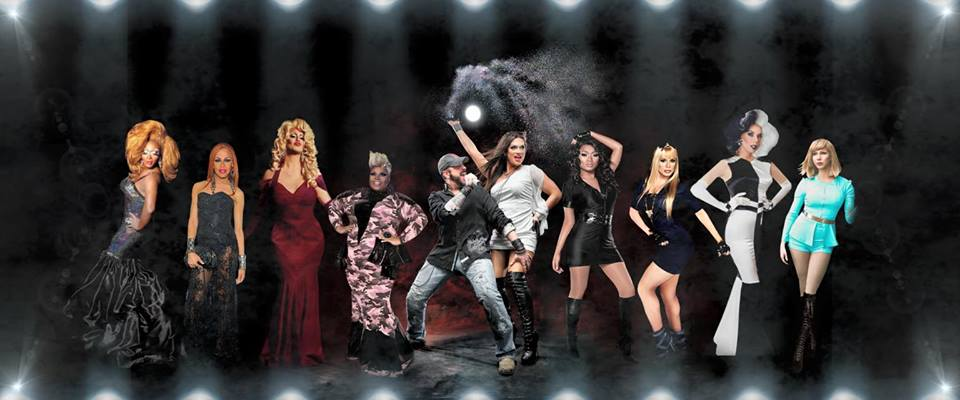 One Country Music Artist. 9 Drag Queens. One Epic RuPaul Cover.