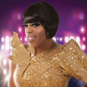 Jasmine Masters RuPaul's Drag Race Season 7 pix magazine photo square