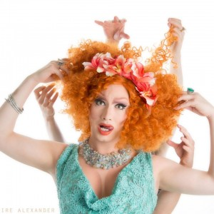 Jinkx Monsoon Ire Alexander RuPaul's Drag Race Season 5