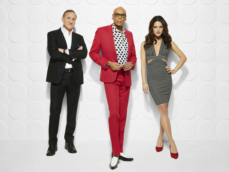 Watch: RuPaul Joins Cast of New Roundtable Beauty Show 'Good Work' on E!